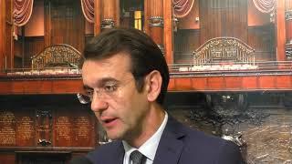 """L. Elettorale, D'Attorre: """"Noi definitivamente fuori da maggioranza"""""""
