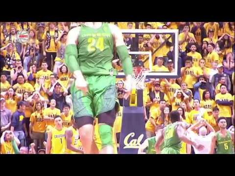 Brooks makes 3 point game winner at California