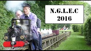 Narrow Gauge Locomotive Efficiency Competition NGLEC 2016