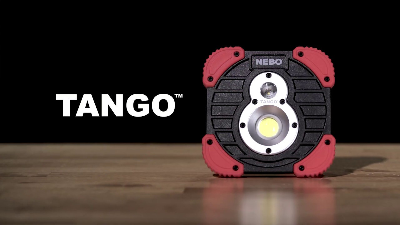 NEBO TANGO - Rechargeable Work Light
