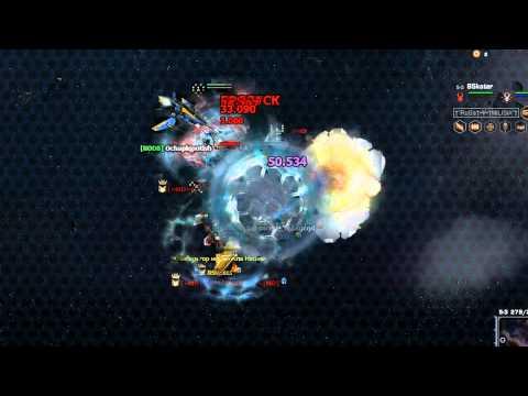Darkorbit - Europa Global 2 - WAR AGAINST MMO #1