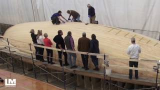 Alison Langley Video of Anna's Whiskey Plank  Ceremony at Lyman-Morse