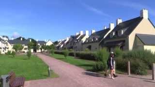 Port en Bessin Huppain Pierre & Vacances Le Green Beach Normandie