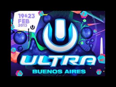 ULTRA Buenos Aires  ADRIAN DE BERNARDI (en vivo) 2013