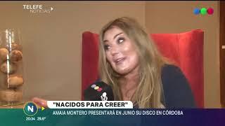 AMAIA MONTERO PRESENTARA EN JUNIO SU DISCO EN CORDOBA