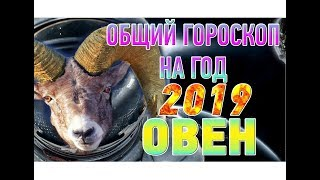 Овен ♈ Гороскоп на 2019 год