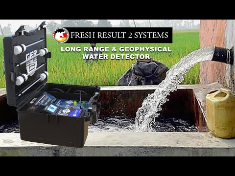 Fresh Results 2 Systems Plus | Water Detectors | GER DETECT HYDERABAD