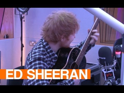 Ed Sheeran Writes and Performs a Song for Aloe Blacc - Full Version