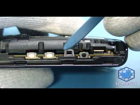 Procedimento de Desmontagem Sony Ericsson X10 mini