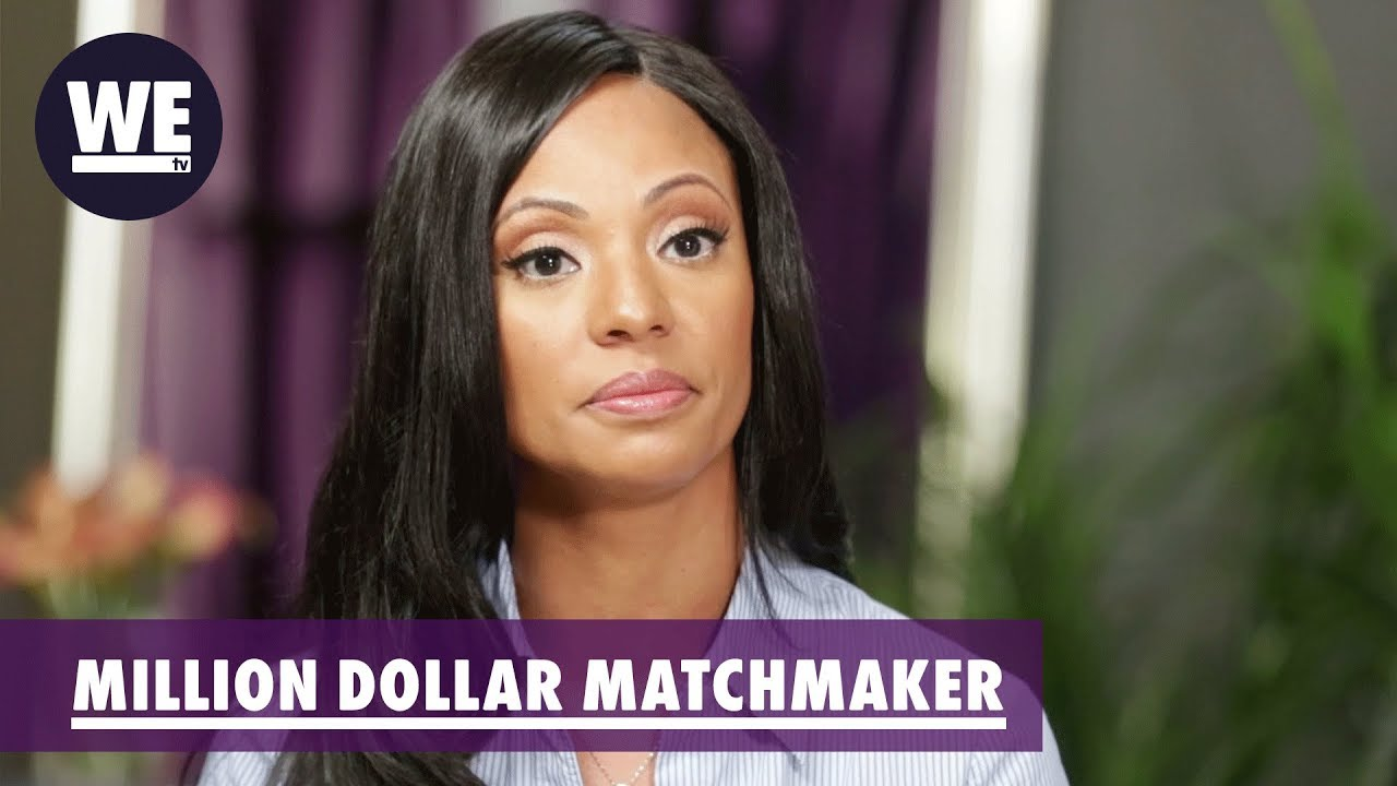 Tiffany Has A Breakthrough Million Dollar Matchmaker We Tv