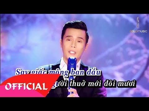 Đắp Mộ Cuộc Tình KARAOKE Full Beat - Lê Minh Trung