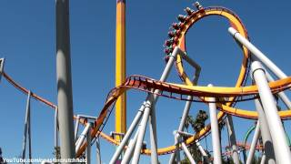 Silver Bullet (Off-ride HD) Knotts Berry Farm