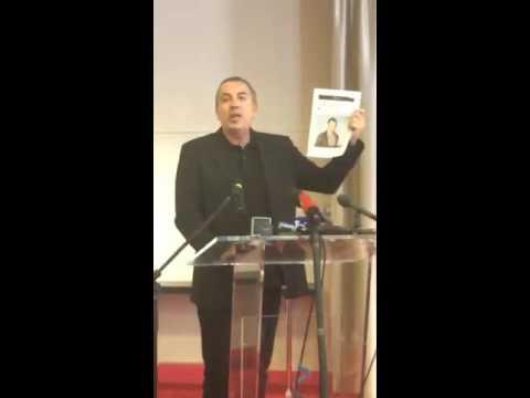 Scandale Jean-Marc Morandini : sa conférence de presse