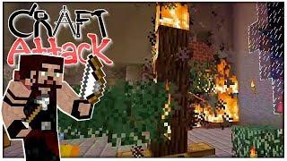 Baasti zündet den Weihnachtsbaum an - Craft Attack 5 - #24 - Balui - Minecraft Let´s Play Deutsch
