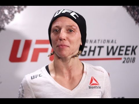 Whitmire upset with training partner for coaching against her at UFC 226