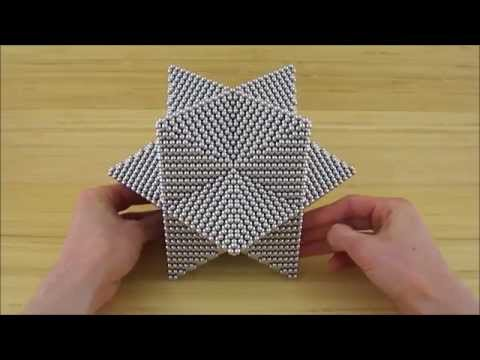 Stellated Rhombic Dodecahedron (Zen Magnets)