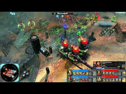 DoW2: Retribution - 2v2 | Storm of Steel + Storm of Iron [vs] Tyger + Cursed