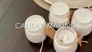 Ep-93 DIY BEAUTIFUL SOY CANDLE…