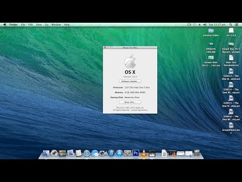 How To Install Mac OS X Mavericks 10.9 On Your Hackintosh/Mac PC[also For MacBook,iMac And Mac Pro]