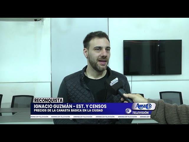 IGNACIO GUZMAN - EST. Y CENSOS