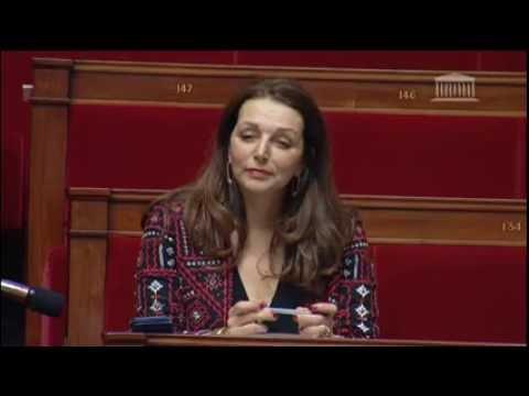 racines chrétiennes par Valérie Boyer à l'Assemblée Nationale
