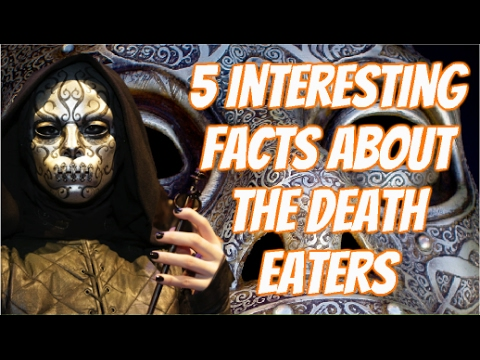 5 Interesting Facts About The Death Eaters