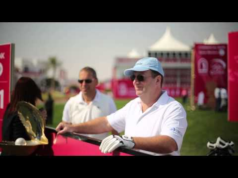Qatar Masters Sponsor | Diners Club International