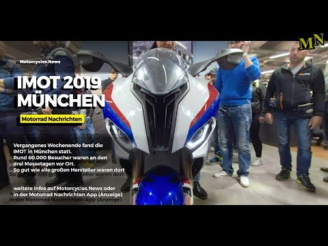 IMOT 2019 Motorradmesse