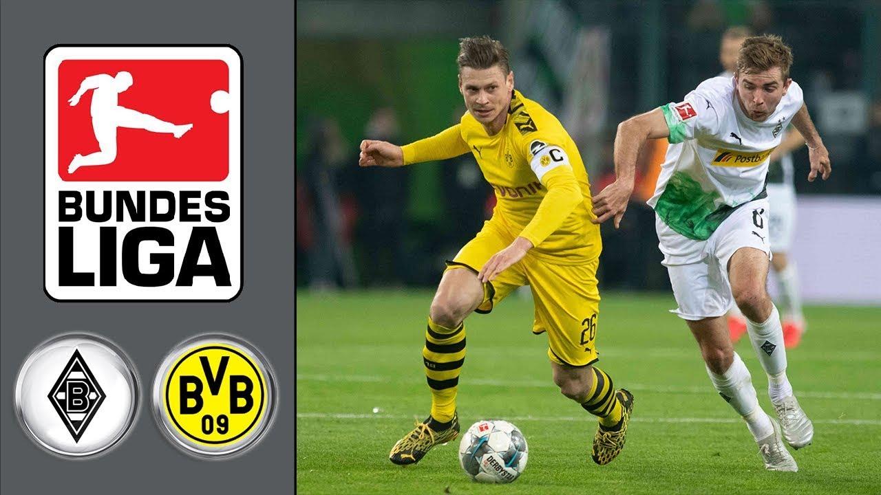 Dortmund Gegen Gladbach 2020
