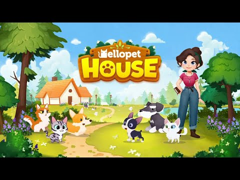 Hellopet House Official Trailer