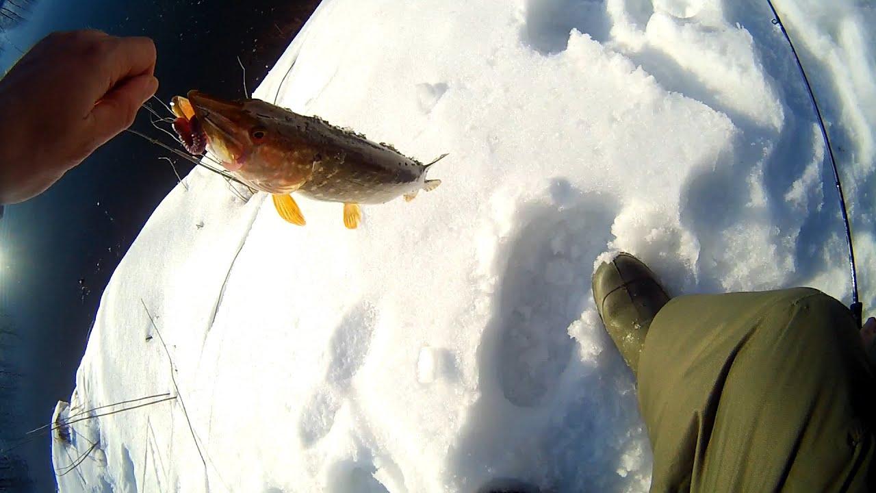 Рыбалка со stiganom