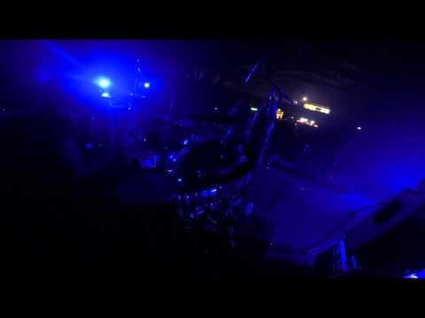Menthor Drum cam - LVCIFYRE - Sun Eater - Live @ Eistnaflug 2015 (HD)