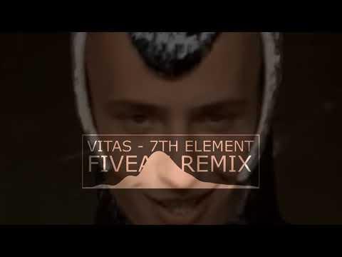 Vitas - 7th Element (FiveAm Remix)