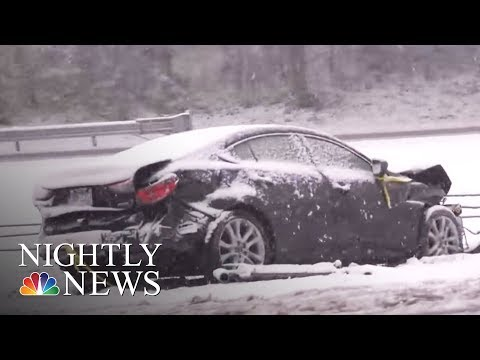 Winter Weather Turns Deadly Across U.S. | NBC Nightly News