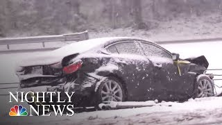 Winter Weather Turns Deadly Across U.S.   NBC Nightly News