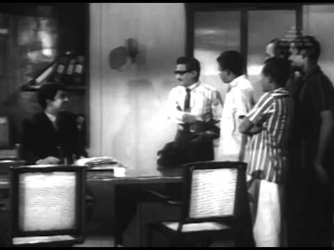 Punnagai - Gemini Ganesan,  Jayanthi, Muthuraman, Nagesh - Tamil Classic Movie
