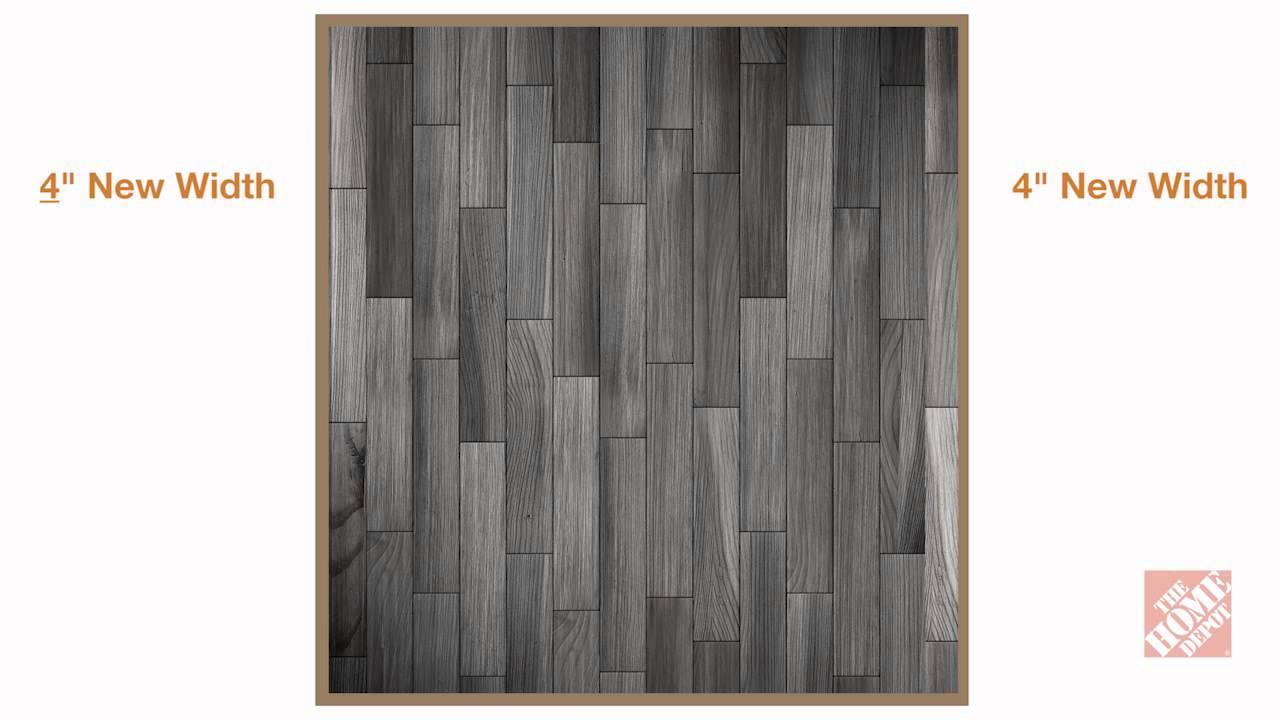 how to install allure gripstrip vinyl plank flooring