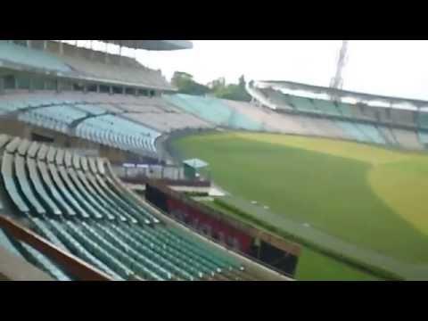 Eden Gardens Cricket Ground!