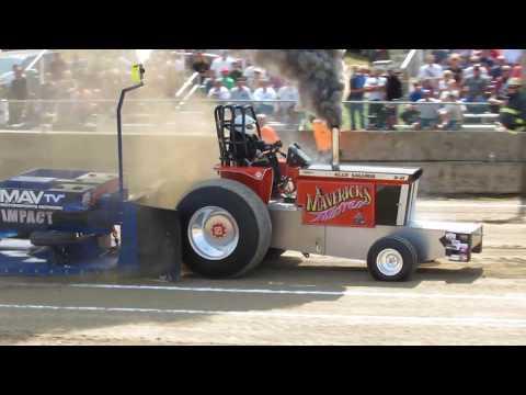 2017 Super Farm Tractor Pulls Washington County Fair Greenwich New York
