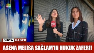 Asena Melisa Sağlam'ın hukuk zaferi!