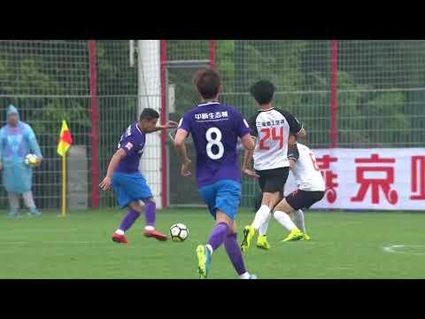 2018 CFA CUP   Round 4   Wuhan ZALL vs Tianjin Teda