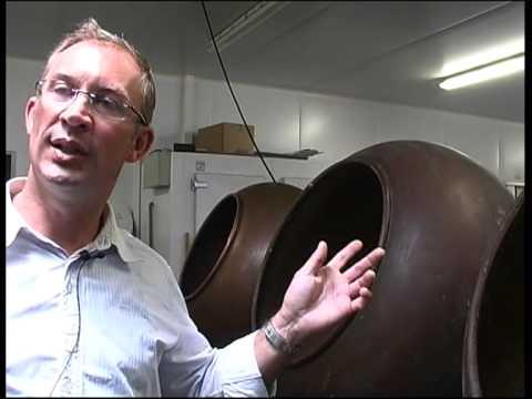 Le Chocolatier Sablais - Visite de la chocolaterie