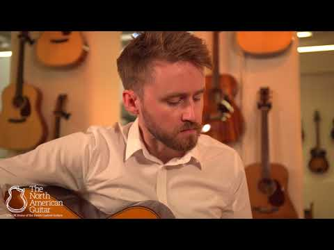 Sobell Model 1 Acoustic Guitar Played By Will McNicol (Part One)