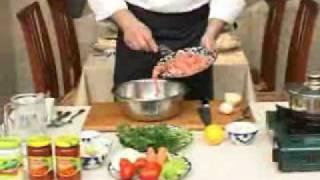 Паста. Салат с пастой и беконом. Илья Посохин