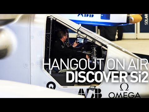 Discover Solar Impulse 2 with Bertrand Piccard & André Borschberg with 3 classrooms