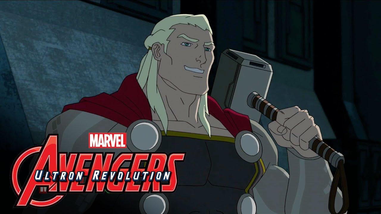 Download Marvel's Avengers: Ultron Revolution Season 3, Ep. 1 - Clip 1