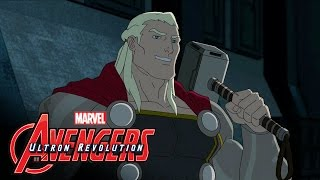 Marvel's Avengers: Ultron Revolution Season 3, Ep. 1 - Clip 1