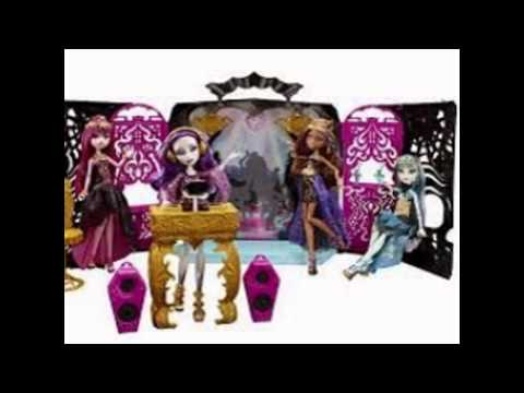 Colección de monster high 13 wishes Videos De Viajes