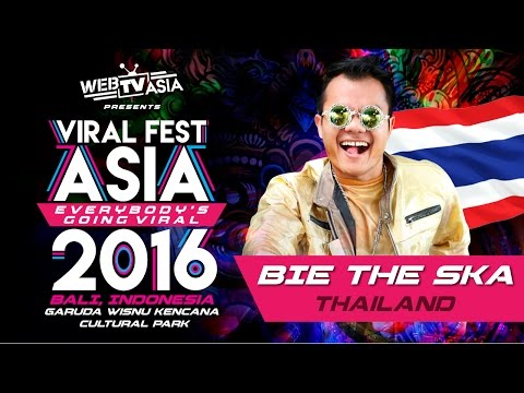 Viral Fest Asia 2016 - Bie The Ska (Thailand) Performance