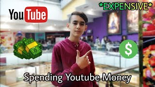 Gambar cover Spending Youtube Money💸 | **EXPENSIVE** | Pros Lab